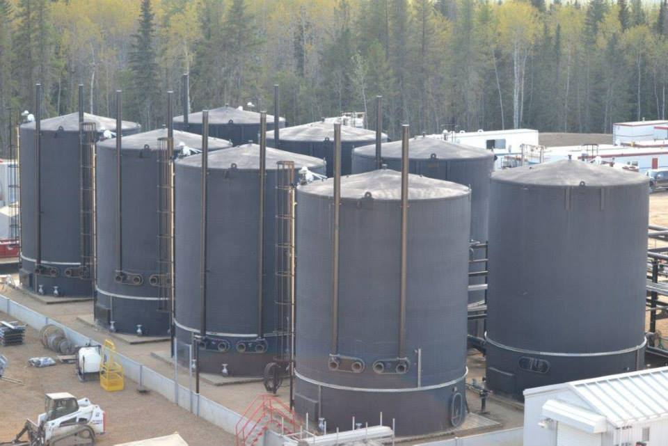BUNCH | Alberta Oil and Gas Construction Company Serving